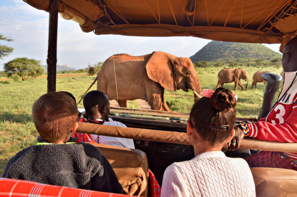 assurance voyage pour votre visa touristique pour le kenya