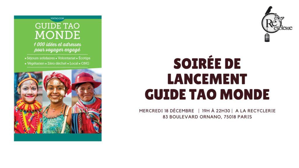guide monde Viatao tourisme engagé durable