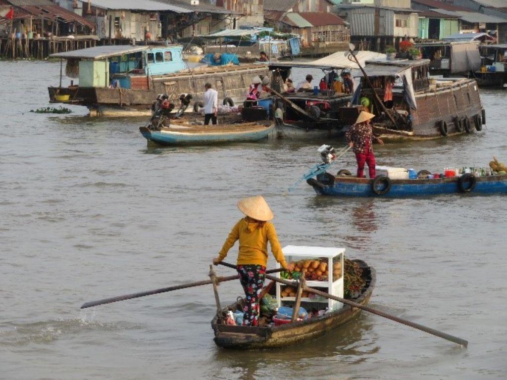voyage au vietnam près du mekong