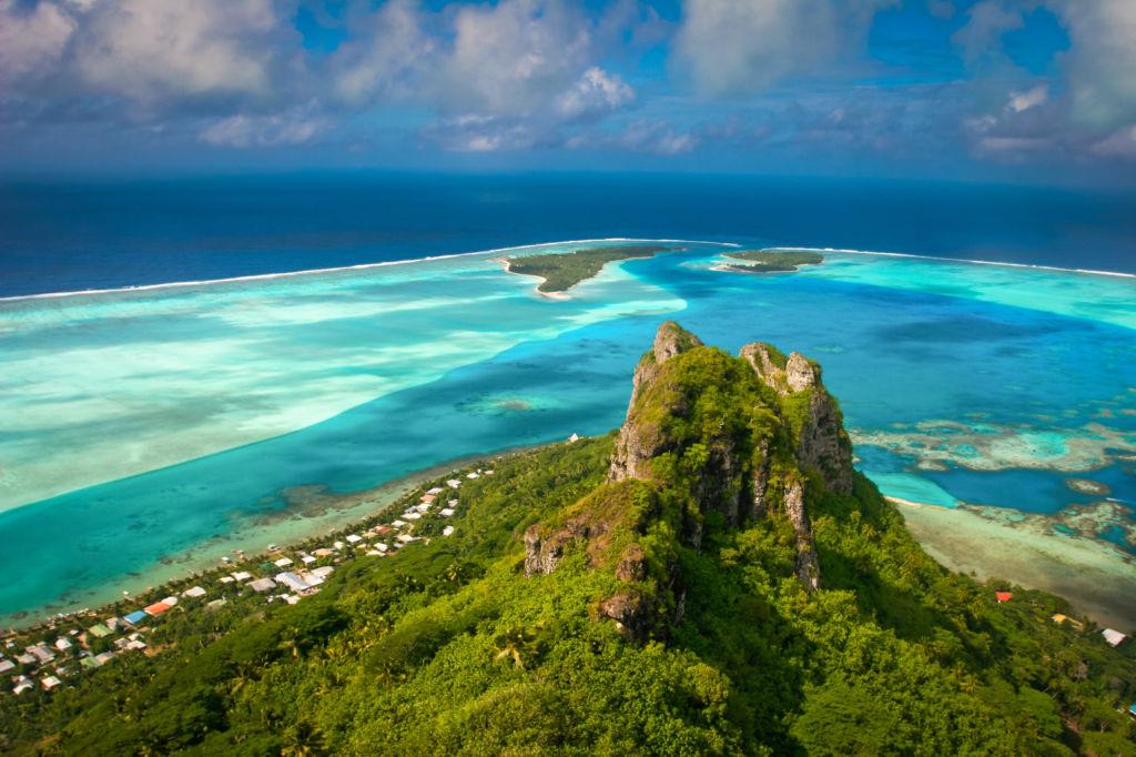 les plus belles destinations d'Outre-Mer
